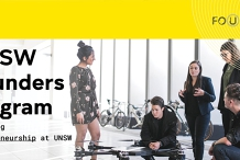 UNSW Founders Information Session