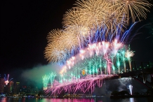 New Years Eve Cruise Sydney Harbour with Vagabond Cruises