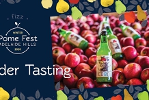 Pome Fest 2020 - Online Cider Tasting Masterclass