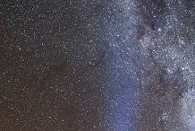 Dreamtime under the stars