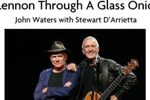 Lennon Through A Glass Onion