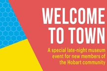 Welcome to Town: Hobart
