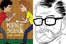 Let's Discuss: Marble Season by Gilbert Hernandez via Zoom