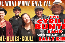 The Cyril B. Bunter Band with Sally King