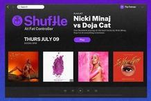 Doja Cat vs. Nicki Minaj | Shuffle