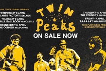 Twin Peaks - Melbourne