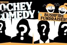 Rochey Comedy - Bushfire Fundraiser!