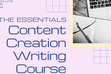 The Essentials Content Creation Writing Course
