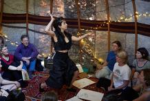 Persian Dramatic Movement Workshop