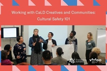 Working with CaLD Communities: Cultural Safety 101