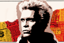 Billy Idol with The Delta Riggs