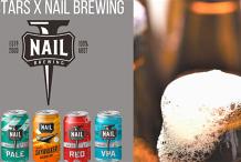 Windsor Ale Stars x Nail Brewing
