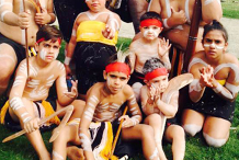 Gathering: Kombumerri Aboriginal Dance Troupe