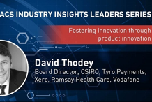 ACS INDUSTRY INSIGHT LEADERS SERIES: FOSTERING INNOVATION THROUGH PRODUCT INNOVATION