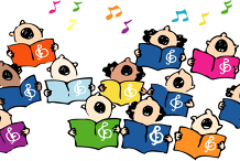 Choir Practice Monday 20th July 2020