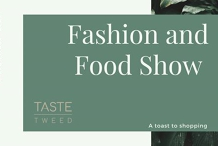 TASTE TWEED Kingscliff Fashion and Food Show