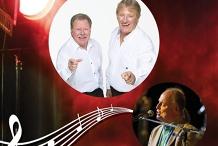 60 Years Rock & Roll Lucky Starr, Roland Storm & John watson
