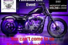 MOTO FEST ONLINE 2020