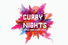 Curry Nights- World Curry Fest