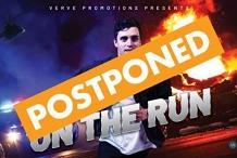 Postponed Luke Kidgell - On The Run (Adelaide)