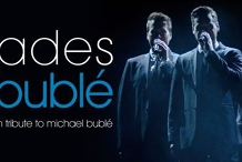 Shades of Bublé: A Three-Man Tribute to Michael Bublé