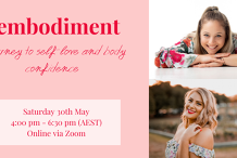Fembodiment ONLINE - A Journey to Self-Love and Body Confidence