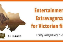 Entertainment Extravaganza for Victorian Fires