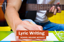 Lyric Writing (13-17 years) - Caboolture Library