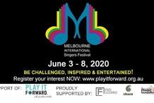 Melbourne International Singers Festival 2020