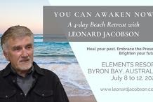 You Can Awaken Now Beach Retreat with Leonard Jacobson