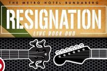 Resignation - Live
