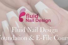 Vic Melb - Fluid Nail Design Foundation & E-File Course