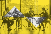 Australian String Quartet - Live at UKARIA (eight week streaming concert series)