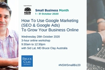 How To Use Google Marketing: SEO & Google Ads To Grow Your Business Online