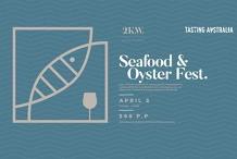 Tasting Australia - seafood & oyster festival