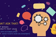 Student Minds Presents: You Can't Ask That!
