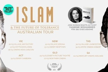 Islam and the Future of Tolerance - State Cinemas Hobart