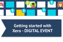 Getting started with Xero - Digital event
