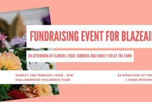 Fundraising event for BlazeAid