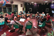 Fremantle Bluegrass Jam!