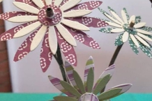Recycled Paper Flower Workshop