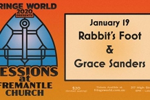 Sessions - Night Two: Grace Sanders and Rabbit's Foot