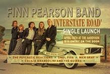 Finn Pearson Band - Single Launch *POSTPONED*