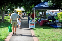 Miriam Vale Lions Markets in the Park