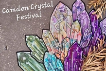5 Star Minerals will be trading at Camden Crystal Festival