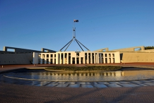 Welcome to Parliament House tour