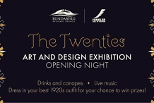 The Twenties - Opening Night - Art and Design Exhibition