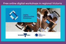 Camperdown Digital Opportunities Roadshow Workshop