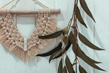 Macrame in March WORKSHOP with creative knots