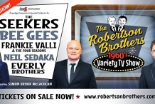 Robertson Brothers 60's Variety TV Show - The Wedge Sale